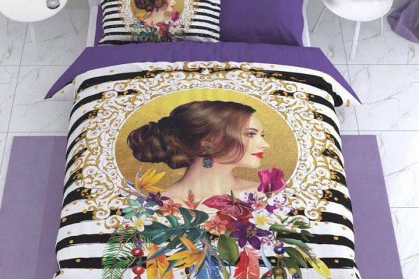 سرویس روتختی دونفره طرح ملکه | کالای خواب بدروم