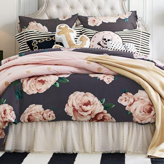 6 نکته انتخاب بهترین رنگ روتختی برای تختخواب | کالای خواب بدروم