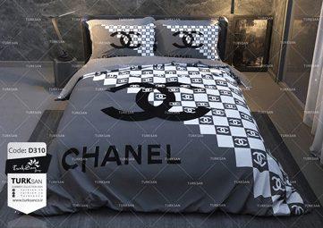 سرویس روتختی یک نفره شنل مشکی   کالای خواب بدروم