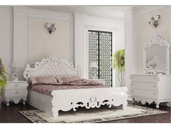 مدل های جذاب سرویس خواب عروس   کالای خواب بدروم