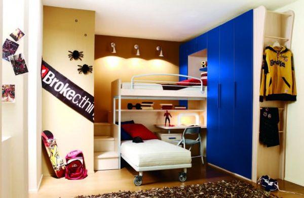 دکوراسیون اتاق خواب پسرانه | کالای خواب بدروم
