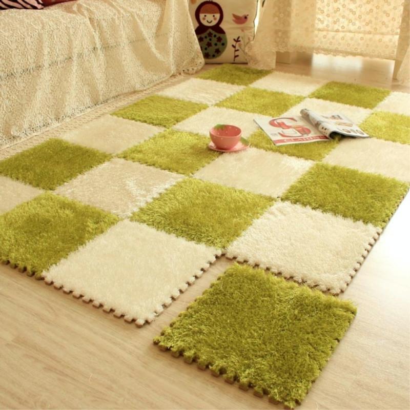 فرش پازلی نخی | کالای خواب بدروم